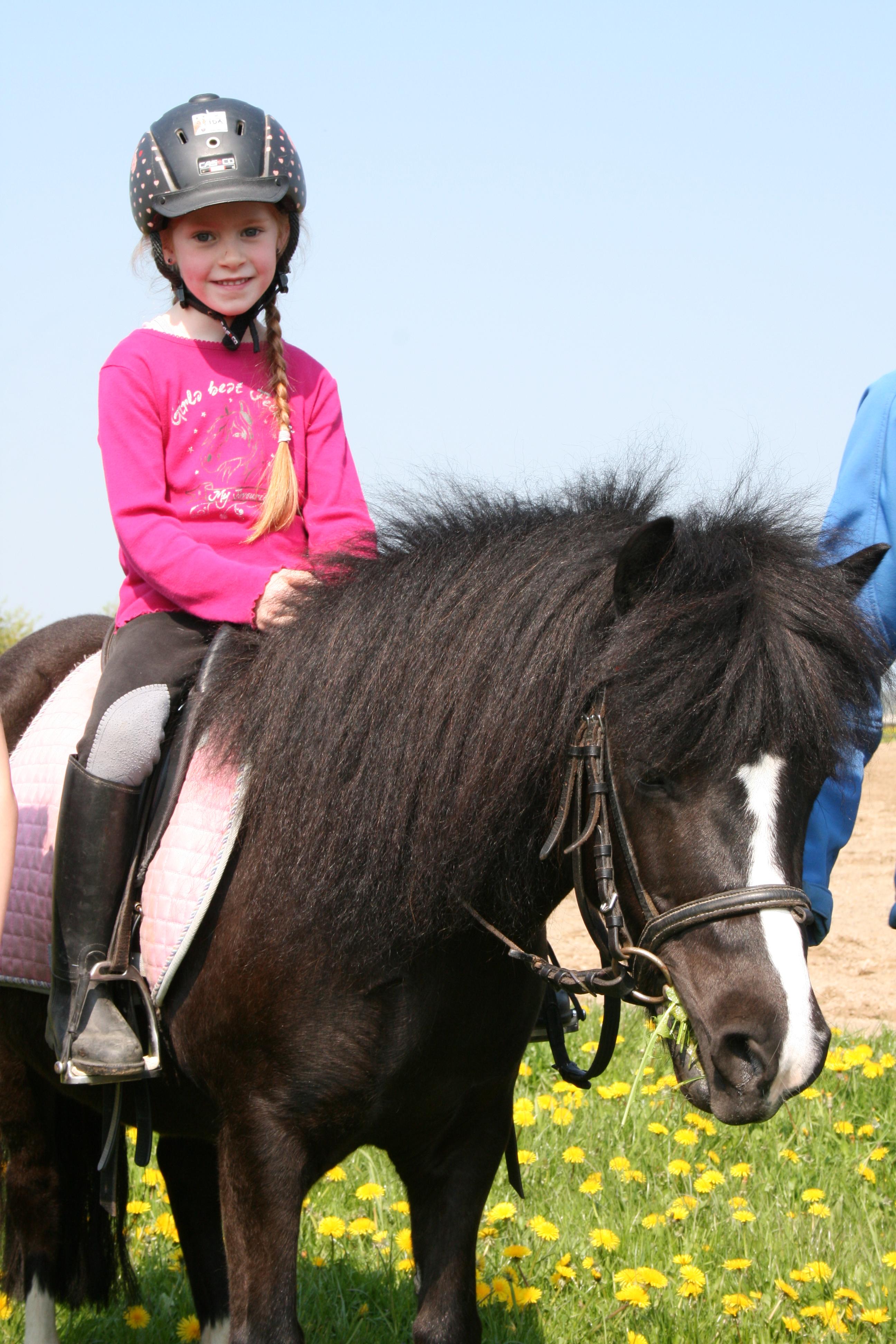 reiterspieler ohne pferd